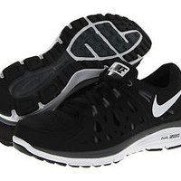 Nike Dual Fusion run 2 black platinum dark grey metallic men's running shoe BNIB