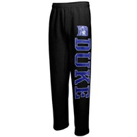 Duke Blue Devils Pantalon Fleece Pants - Black
