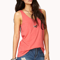 Favorite Scoop Neck Tank
