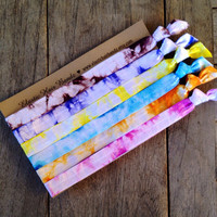 The Melanie Headband Collection by Elastic Hair Bandz on Etsy