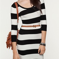 Striped Sweater Dress | Casual | rue21