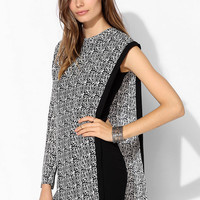 This Is A Love Song Ithaca Overlay Dress - Urban Outfitters