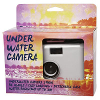 SURFSTITCH - ACCESSORIES - CAMERAS - BILLABONG UNDERWATER CAMERA - WHITE