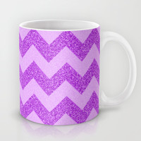 Chevron Fruity Mug by Alice Gosling
