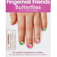 Fingernail Friends - Butterflies