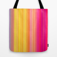Society Sunset Tote Bag by Nina May