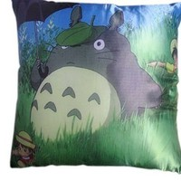 Totoro Anime Pillow