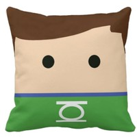 Handmade Sheldon Cooper Big Bang Theory Pillow