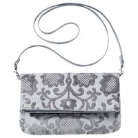 Target Limited Edition Print Clutch - Gray