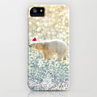 Polar Holiday iPhone & iPod Case by Lisa Argyropoulos