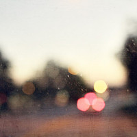bokeh, blur, lights, fine art photography