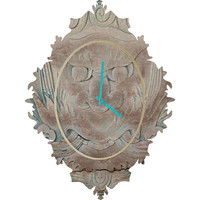 Catherine McDonald The Dragon Baroque Clock