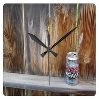 Coors Light Clock