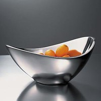 "Nambé ""Butterfly"" Bowl, 9"" - Serveware - Dining & Entertaining - Macy's"