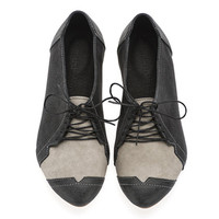 New! Norma, Gray shoes, Leather Shoes, Flats, Handmade Shoes