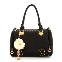Fashion Lady Elegant Sweet Shoulder Tote Cross Body Bag