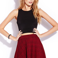 Favorite Cutout Crop Top