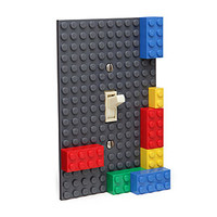 Building Brick Light Switch Plate
