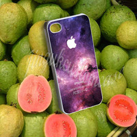 Galaxy Nebula Fantasy - Photo Print for iPhone 4/4s, iPhone 5/5C, Samsung S3 i9300, Samsung S4 i9500 Hard Case