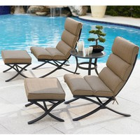 Garden Oasis Prescott 5 Pc. Seating Set