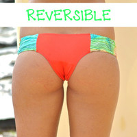 REVERSIBLE Create Your Own: Waimea Bikini Bottoms
