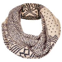 Scandi Fairisle Snood