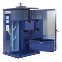 Doctor Who TARDIS Jewelry Box
