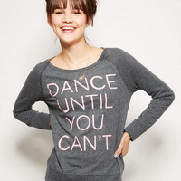 Dance Until You Can't Tee