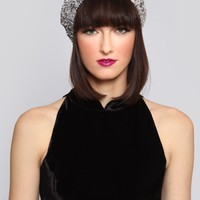 ZOE SEQUIN HAT