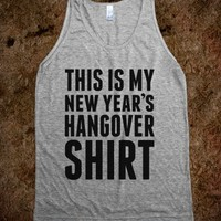 New Years Hangover