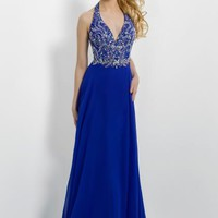 Blush 9737 at Prom Dress Shop