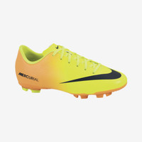 NIKE JR MERCURIAL VICTORY IV FIRM-GROUND