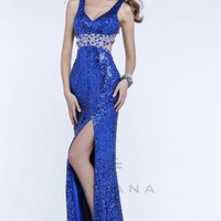 Faviana 7333 at Prom Dress Shop