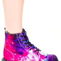 Galaxy 7 Eye Boot