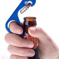 GrOpener: Grab and Open Bottles in a Single Motion