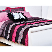 Ruffles Twin Bed Set