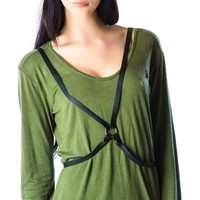 Bring It Long Sleeve Harness Top
