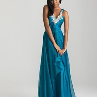 Night Moves 6631 at Prom Dress Shop
