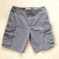 Men's Plugg Brand Cargo Short SZ: 36