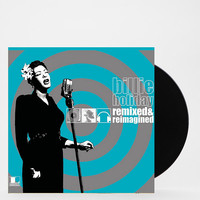 Billie Holiday - Remixed & Reimagined LP - Urban Outfitters