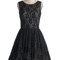 Darling, Please Dress in Black | Mod Retro Vintage Dresses | ModCloth.com