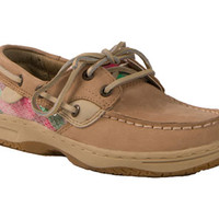Toddler Girl's Bluefish Boat Shoe