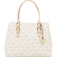 MICHAEL Michael Kors Medium Jet Set Logo Work Tote