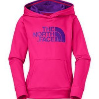 The North Face Girls' Tops GIRLS' SURGENT PULLOVER HOODIE
