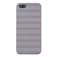 Sakura Ethnic Motives Pattern iPhone 5 Case