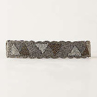 Scalloped Mosaic Belt