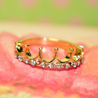 Fit for a Princess Ring