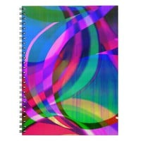 Weave in the Breeze Spiral Notebook