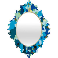 Rosie Brown Sparkling Sky Baroque Mirror
