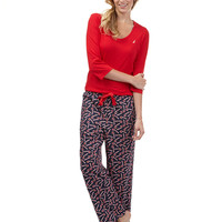 Women's Apparel | Online Only! $24.99 Women's PJS - Regularly $39.99 | Knit Pajama Set | Lord and Taylor